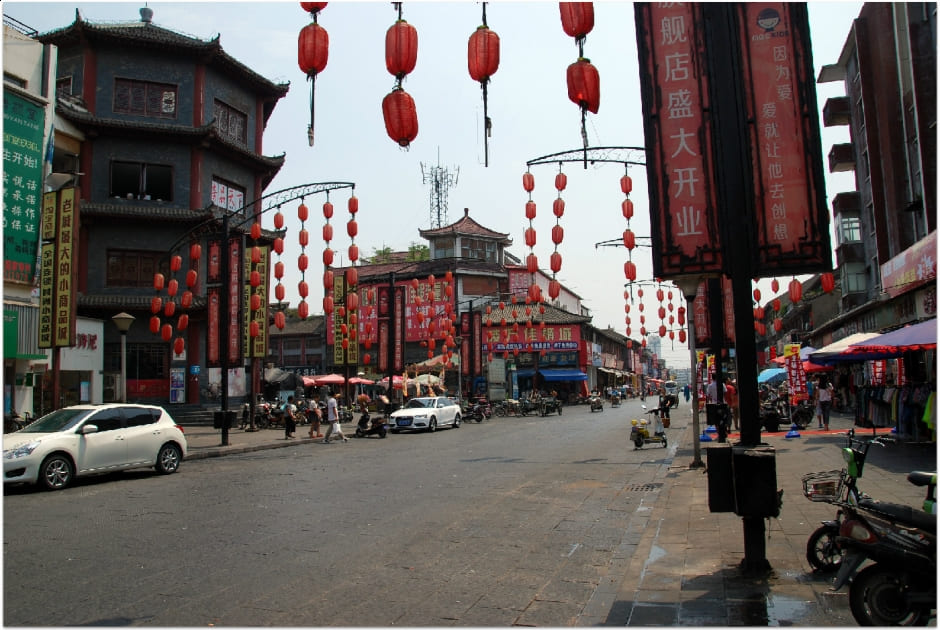 Old City w Luoyang